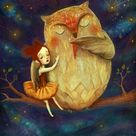 Owl Art