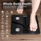 RENPHO Body Fat Weight Scale, Smart Rechargeable with Smartphone App Overview. Under $30