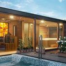 60 Moderne Gartenhäuser - Architektur Ideen zum Inspirieren!