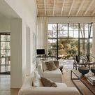 Une maison portugaise rénovée en tons naturels (PLANETE DECO a homes world)
