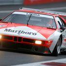 BMW M1 Procar in Spielberg Lauda & Co. sorgen für Alpen Beben