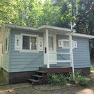 c.1960 Small Lake Cottage For Sale in Wisconsin $64,900 - Tiny House Calling