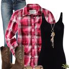 Country Fall Fashion