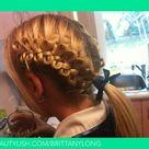 School Hairdos