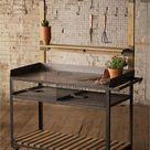 Reclaimed Old-Barn-Wood Farmhouse Furniture