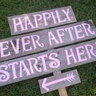Pink Winter Weddings