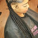 Ghana Braid Styles
