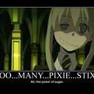 Pixy Stix