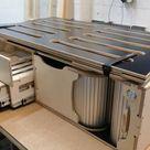 Für 1250 Euro verwandelt diese Box Ihren Wagen in ein Mini-Wohnmobil