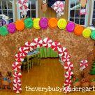 Gingerbread Man Kindergarten