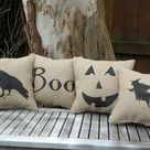 Halloween Pillows