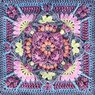 My African Valentino pattern by Jen Tyler