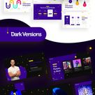 Cyberspace Technology PowerPoint Template by BrandEarth | GraphicRiver