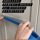 Diy Hack For Perfect Handle Placement
