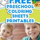 Free Coloring Sheet Printables - Personalized Bookshop
