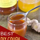BEST Natural Cough Remedy