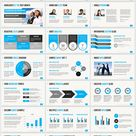 Ultimate Professional Business PowerPoint Template - 1650+ Clean Slides