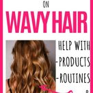 How To Start The Curly Girl Method on Wavy Hair   Full Explanation & Steps