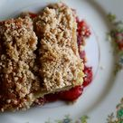 Strawberry Coffee Cakes