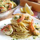 Prawn Spaghetti