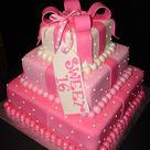 16 Birthday Cake