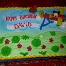 Mickey Birthday Cakes