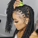 40 Box Braids Hairstyles for Black Women to Try in 2021