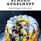 Blaubeer-Schoko Gugelhupf ♡