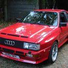 Audi UR Quattro Sport in 2003