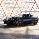 WORLD PREMIERE BMW 8 Series Concept