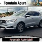 eBay 2017 Acura MDX 3.5L