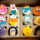 Adventure Time Cupcakes