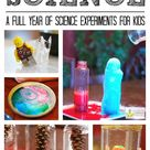 Kindergarten Science Projects