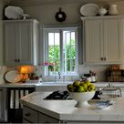 Gray Cabinets