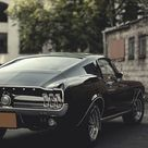 67 Ford Mustang