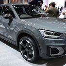 India bound Audi Q2 showcased at the BIMS 2017