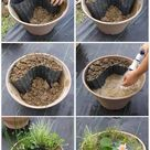 21 Ways To Build A Miniature Garden With Items Found In Your House