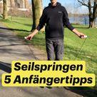 Seilspringen 5 Tipps für Anfänger