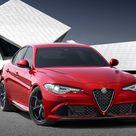 2017 Alfa Romeo Giulia Sports Sedan Officially Introduced