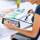 Pare agora e aprenda como escolher as cores ideais para seu quarto