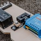 Strom im Camper Elektrik & Solar selber machen // take an adVANture