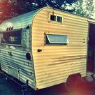 Renovating a vintage 1969 RoadRunner Travel Trailer