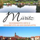 Urlaub am Müritzsee: unsere Tipps