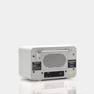 Crosley Tribute White AM/FM Radio with Bluetooth