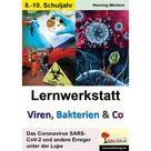 Lernwerkstatt Viren, Bakterien & Co. Henning Mertens, Taschenbuch