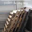 Free Wood Pallets