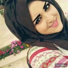 Sweet dubai girl in black hijab
