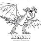 Coloriage Dragons - Coloriages - Coloriage à imprimer gratuit - fr.hellokids.com