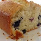 Blueberry Loaf Cakes
