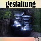 ᐅ Brunnen Gartendekoration TOP 10 Bestseller. Beliebte Brunnen kaufen.